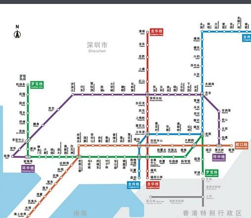 求广州地铁线路图图片