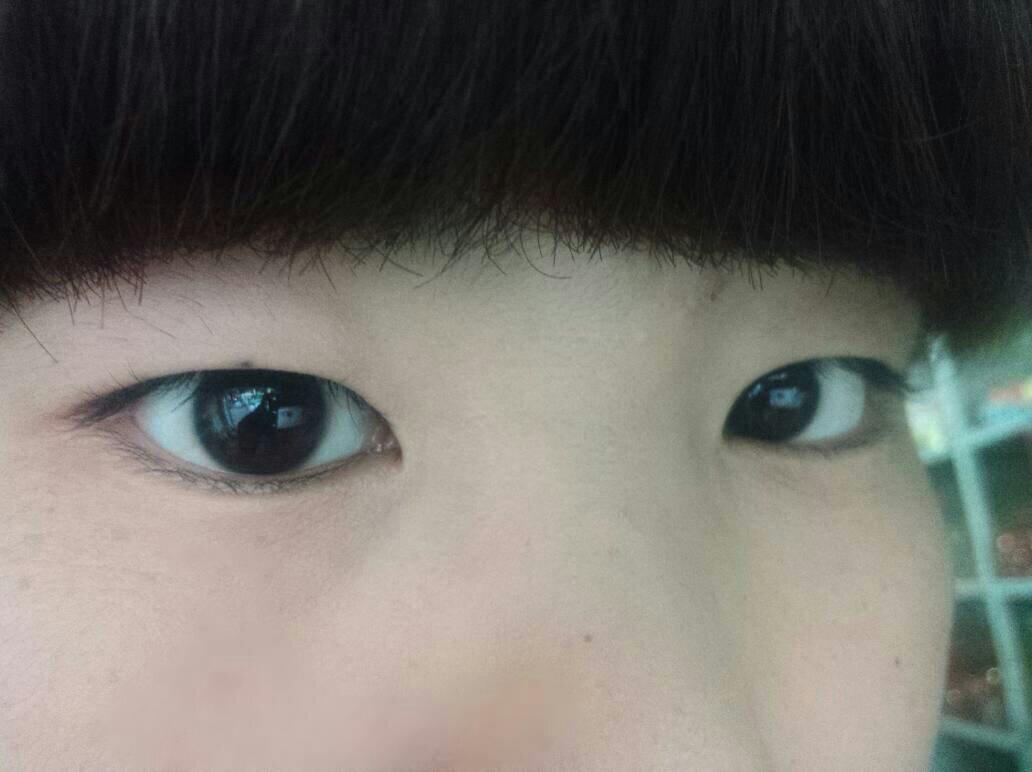 单眼皮画眼线和双眼皮画眼线有什么区别?是不是单画图片