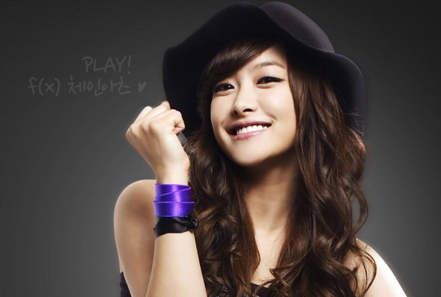 这位韩国的女明星叫什么名字?