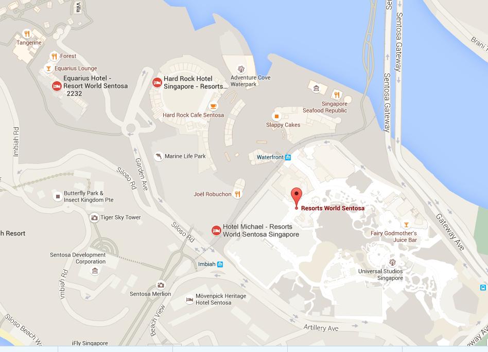新加坡海洋馆门票价格