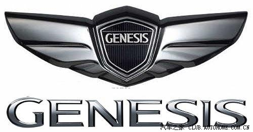车的标志是一个圈里面是geness 圈外是一对翅膀 这是什么车 百度知道