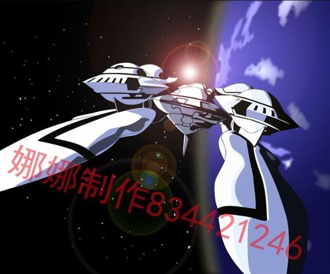 求一部日本科幻动漫动画片