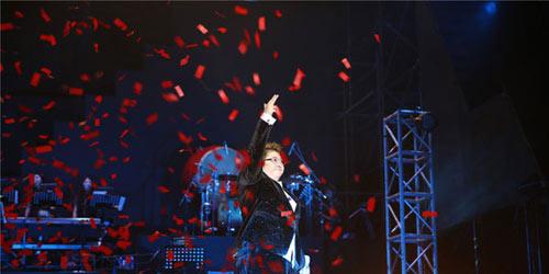 2012韩红北京演唱会的演出概述图片