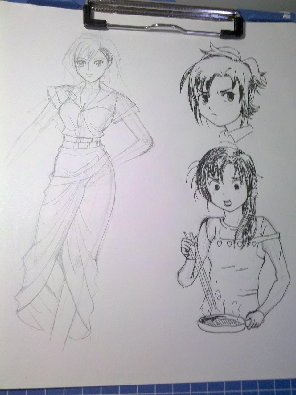 《日本大师讲漫画基础篇》《日本大师讲漫画美少女