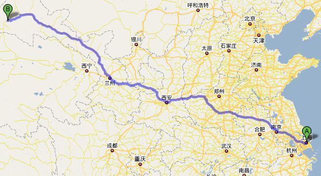 上海到敦煌旅行社报价