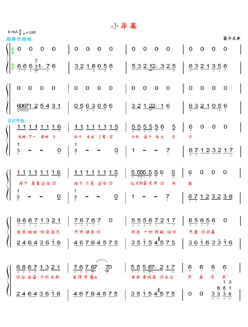 下面四个点是什么字_钢琴简谱数字上面或下面标点是什么意思哈?