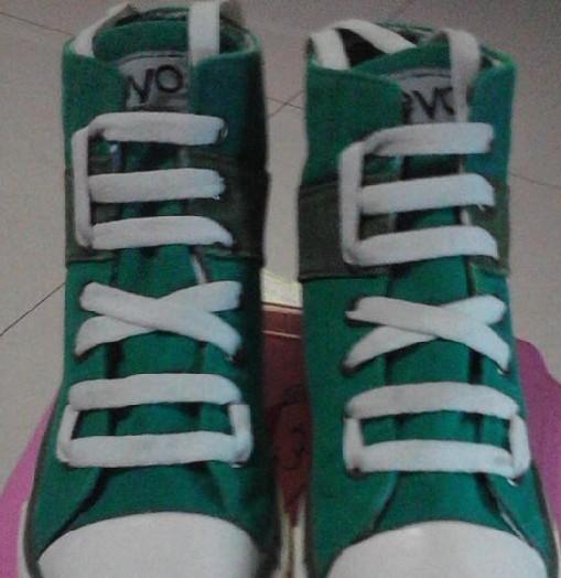 exo鞋带系法图片