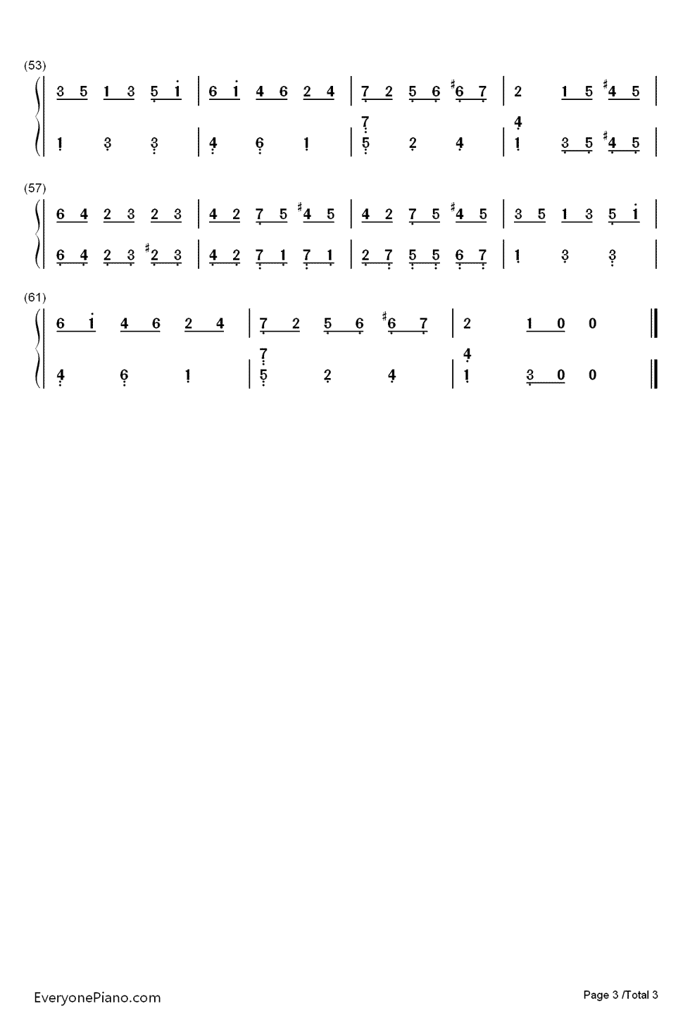 求g大调小步舞曲的钢琴简谱图片