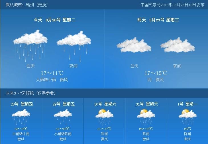江岸天气预报15天查询+