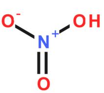 硝酸中氮杂化