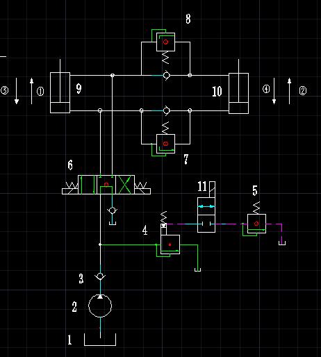液压传动~液压系统的设计图片