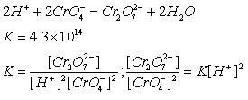 莫尔法测定氯离子指示剂