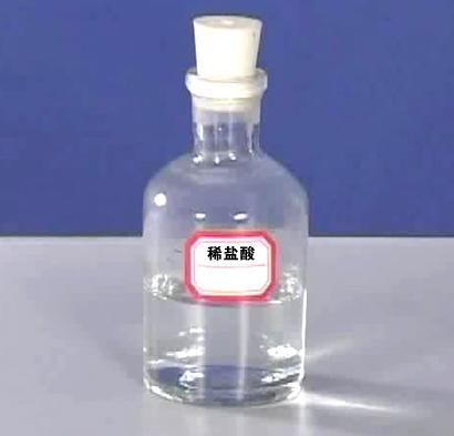 稀盐酸可以检验什么