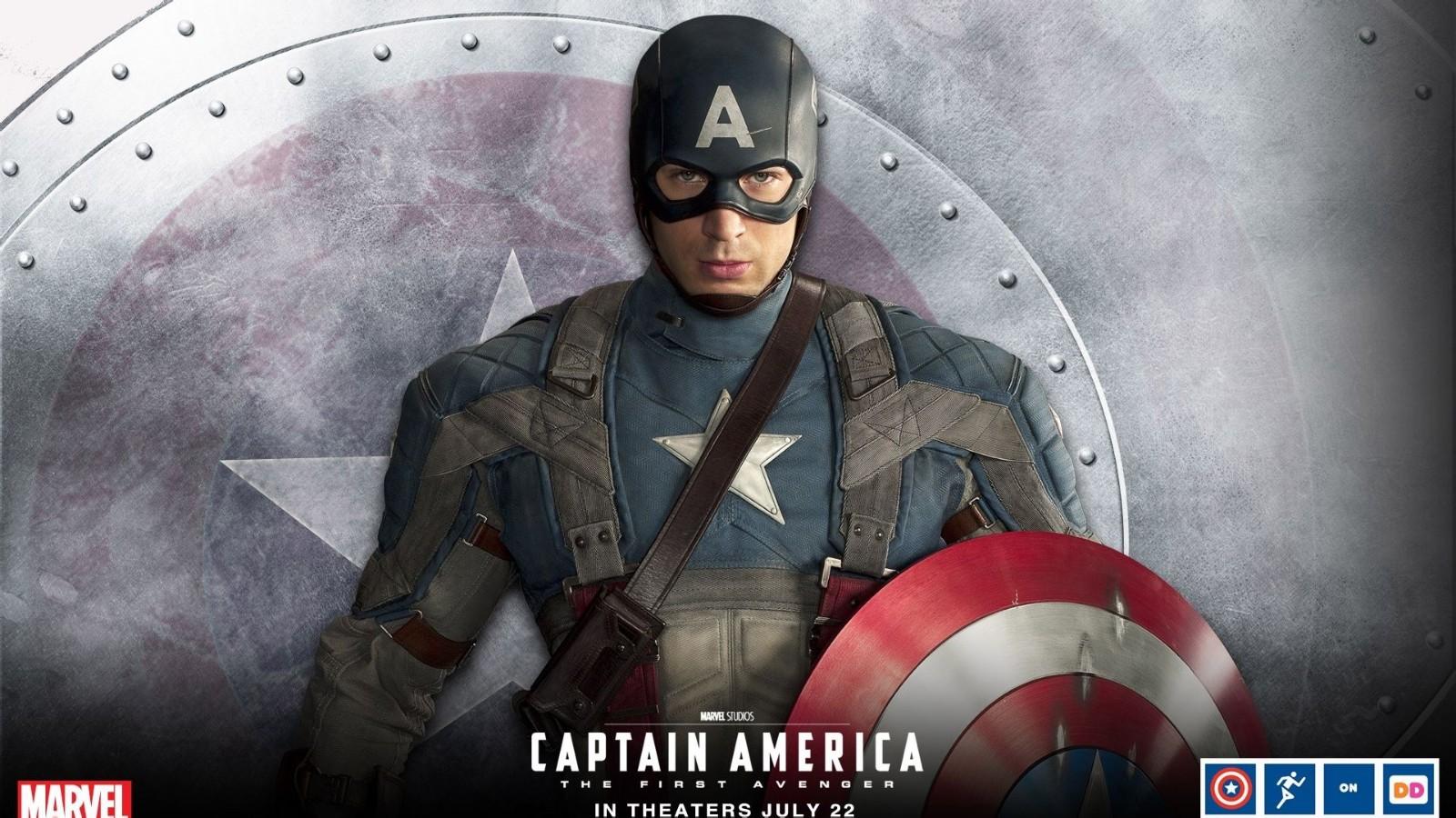 有没有美国队长的高清壁纸