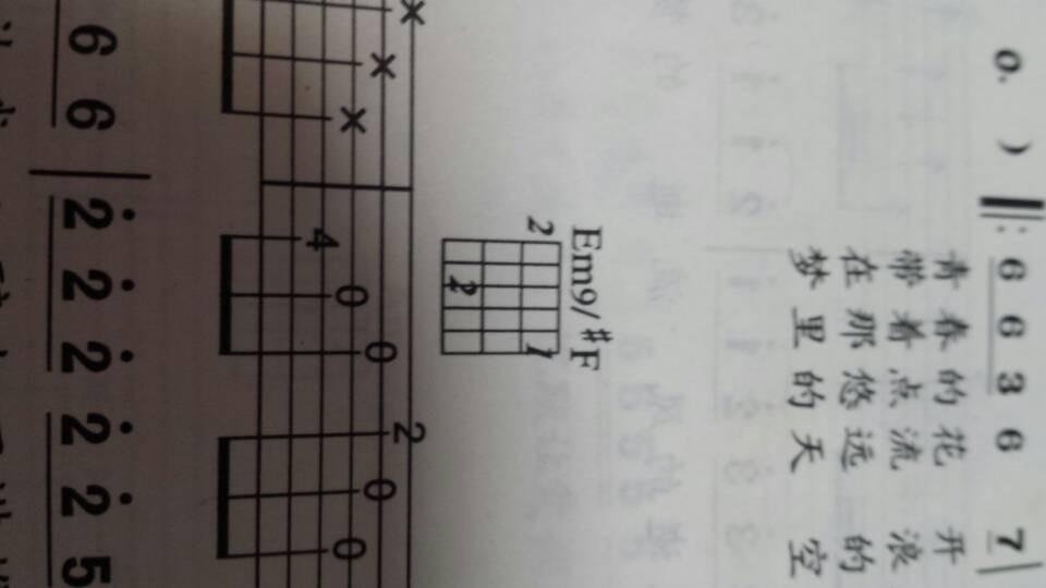 我喜欢上了教我吉他的学长,他快毕业了,也有一个