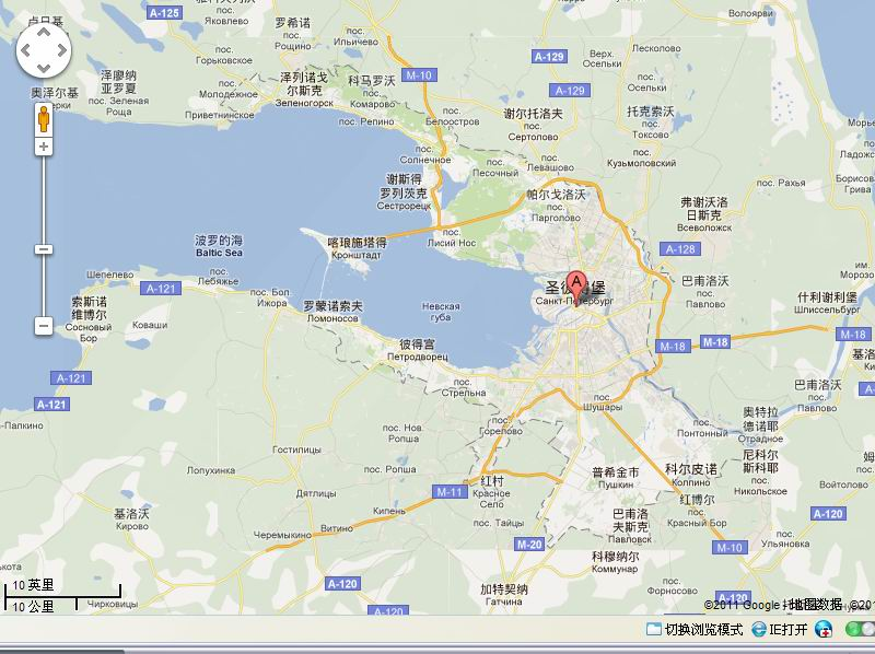 新版的谷歌地图周边商户信息在哪里找?记得老版本的有