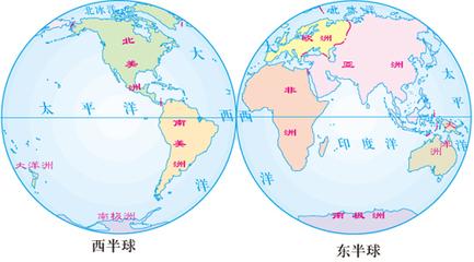 划分南北半球的经线是赤道,赤道以北是北纬度,是北半球,因此40°n位于图片