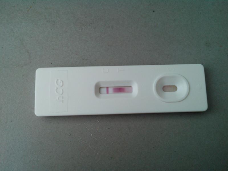... 验孕棒 已怀孕的验孕棒图,显示怀孕的验孕棒图图片
