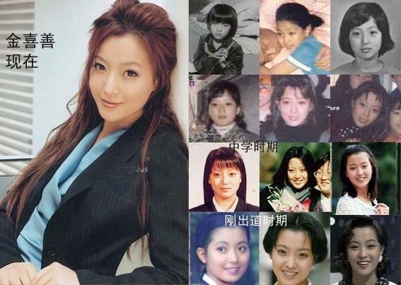 公认的韩国第一美女