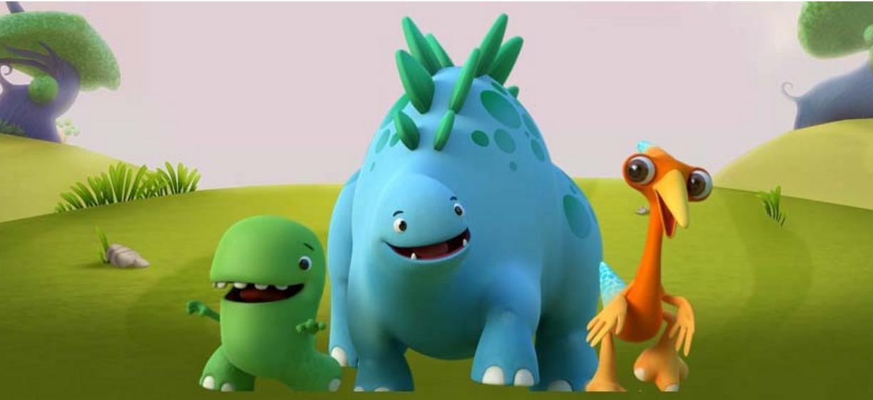 如何简单介绍一下《恐龙乐园》这部动漫?图片