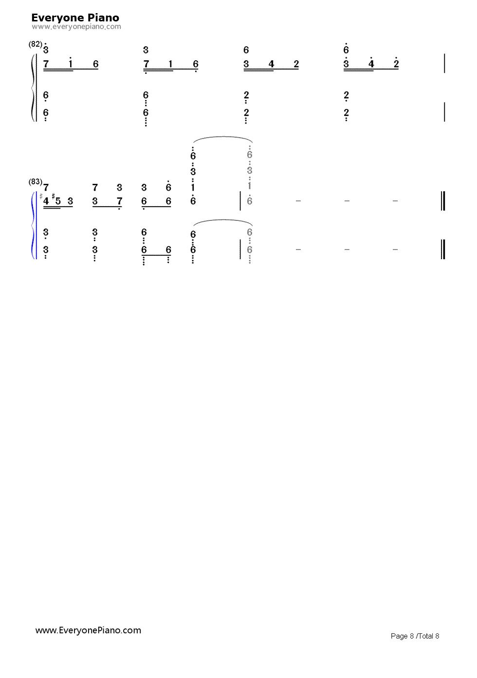 求克罗地亚狂想曲的简谱!要1234567内种图片