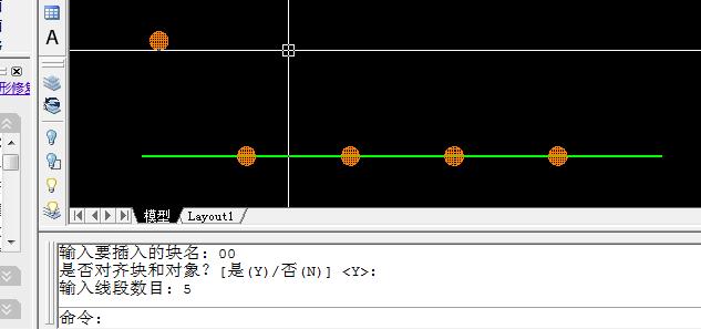 cad等距线怎么标注距离