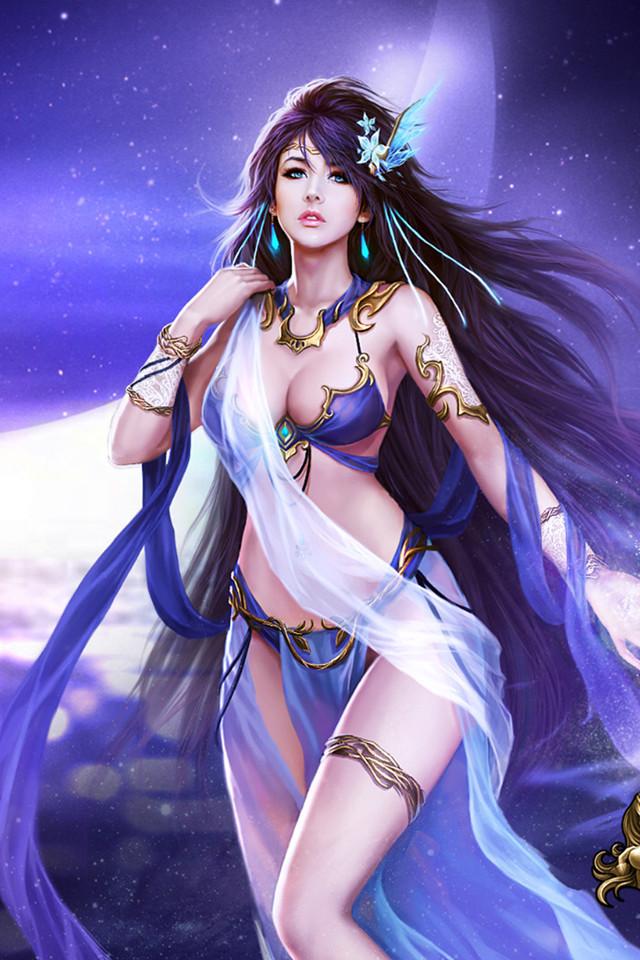 女神联盟怎么选择女神