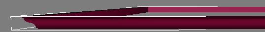 新人~用3dmax倒角剖面出石膏线了~~但是怎么调整石膏图片