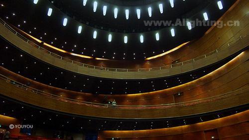 重庆大剧院的剧院特色图片