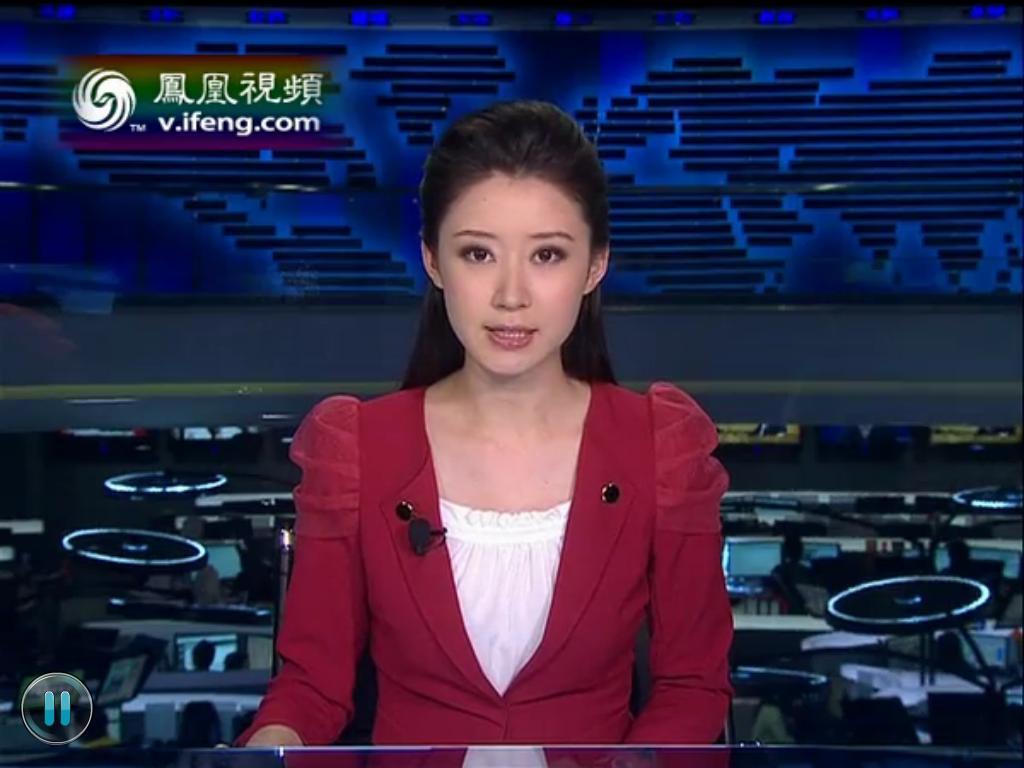 这个凤凰卫视的女主播叫什么?她的资料有哪些?