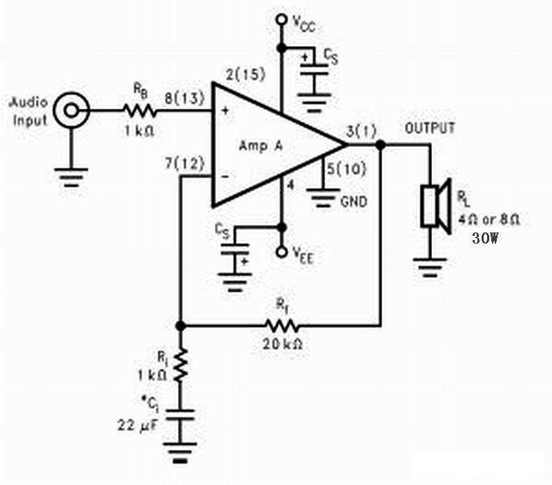 car amplifier purpose