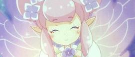 小花仙海棠花精灵王