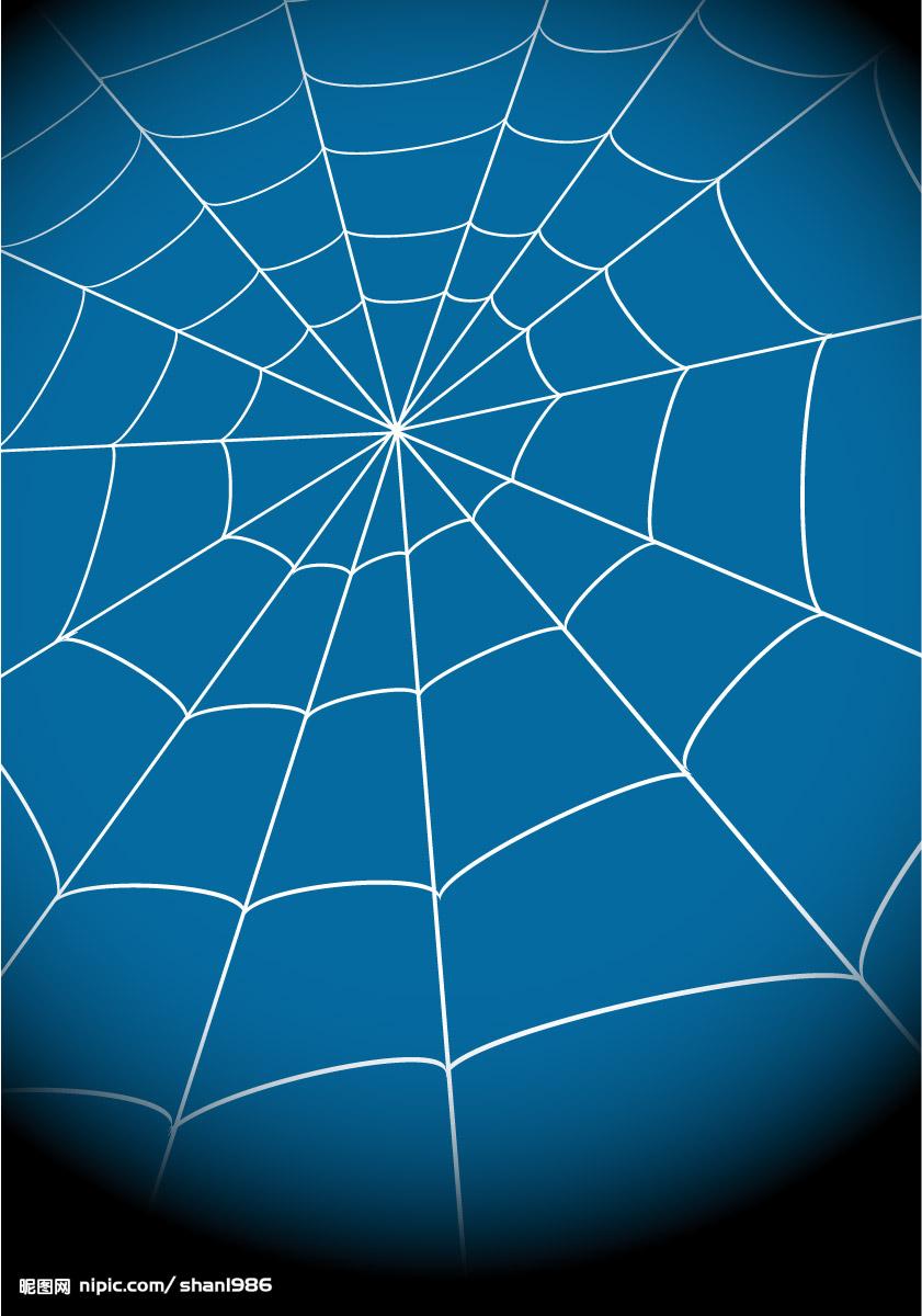 可以给金色的蜘蛛网定义出一个积极的意义吗? 2.图片