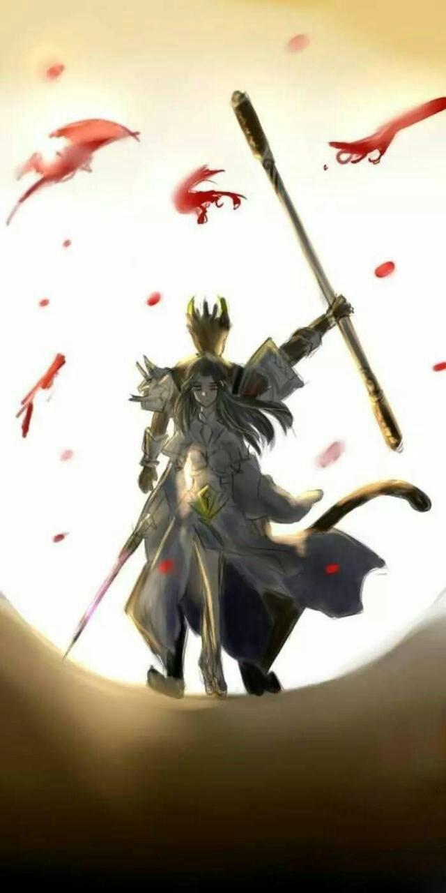 紫霞王者荣耀手绘