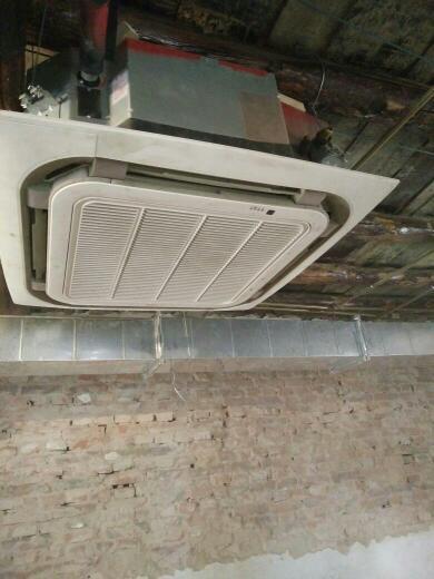 tcl嵌入式空调120w电源线是留在内机还是在外机图片