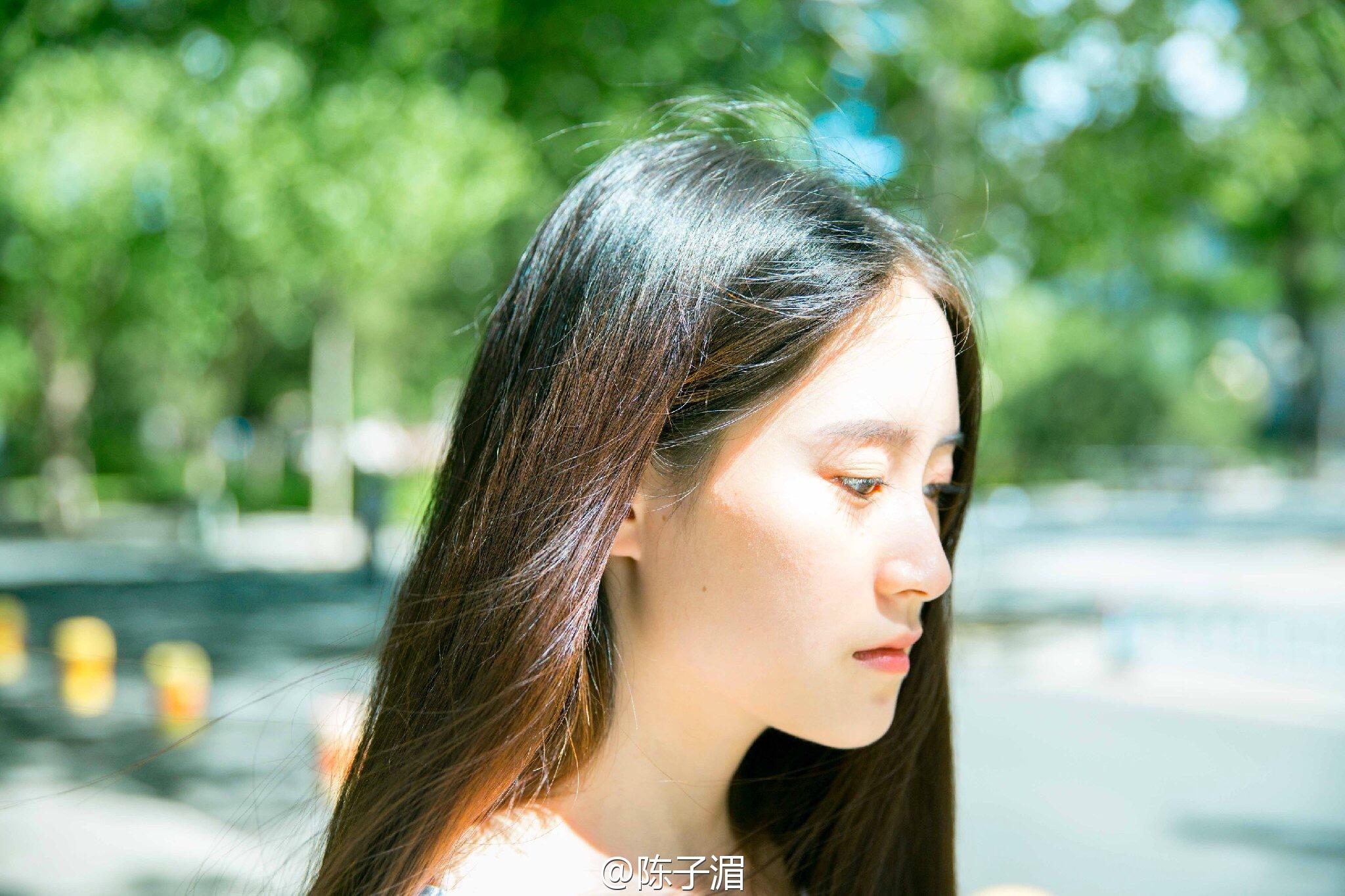 中国漂亮美女的名字或者发点图片