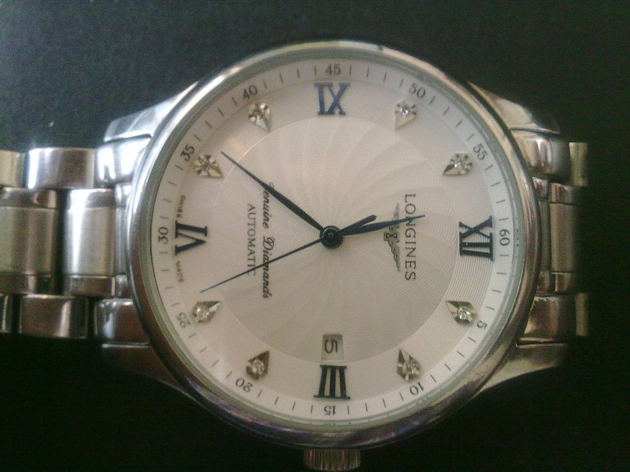 浪琴手表l2.669.4.编号为32033495报价多少?图片
