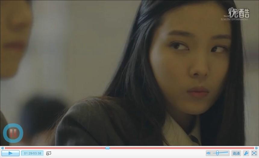 关于exo狼与美女新出的剧情版mv