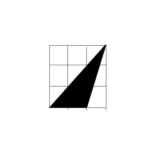 如图,一个大正方形被分成9个相同的小正方形,它们一共图片