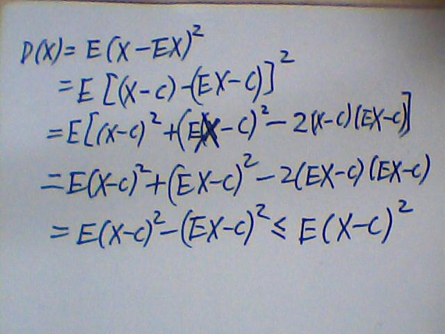 概率论连续e(x2)怎么算