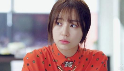圆脸适合韩式空气刘海吗?图片