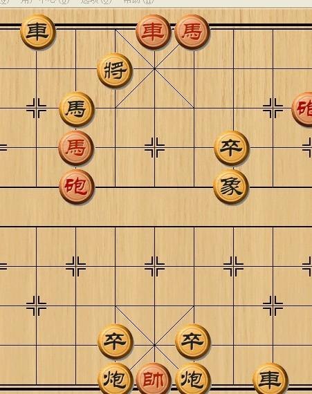马四退五 红胜 现在象棋巫师已有4.图片