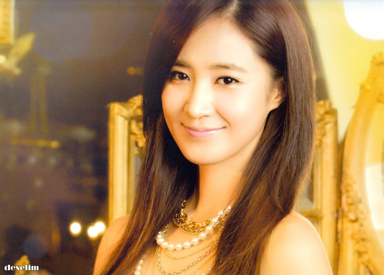谁有少女时代中yuri的美图?