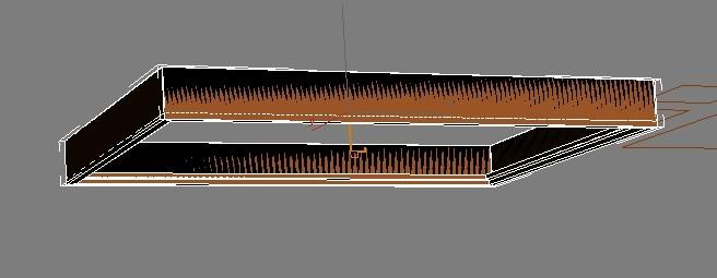 3dmax 倒角剖面后 是这样子图片