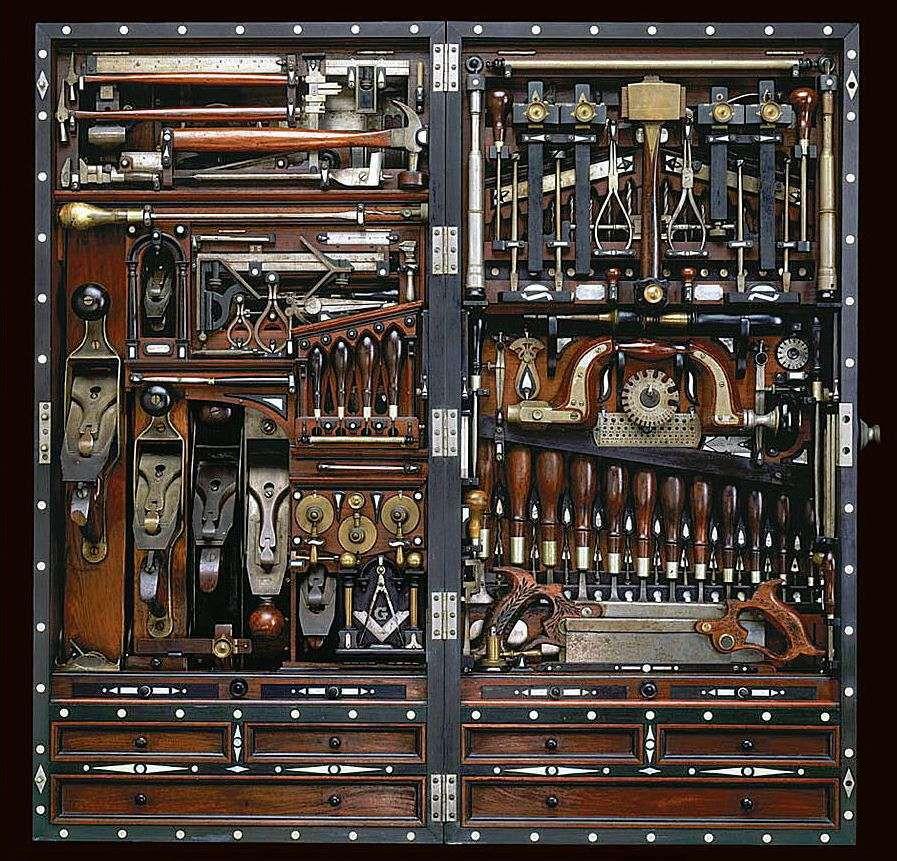 常用的木工工具都有哪些?图片