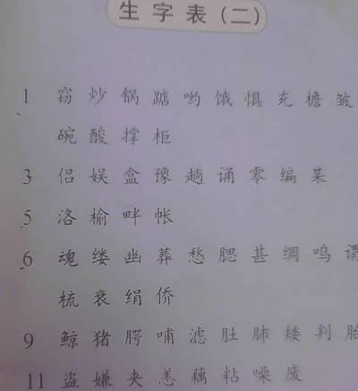 语文30课的生字的拼音和组词.   : 第1课燕子燕yan燕子燕雀海燕劳燕