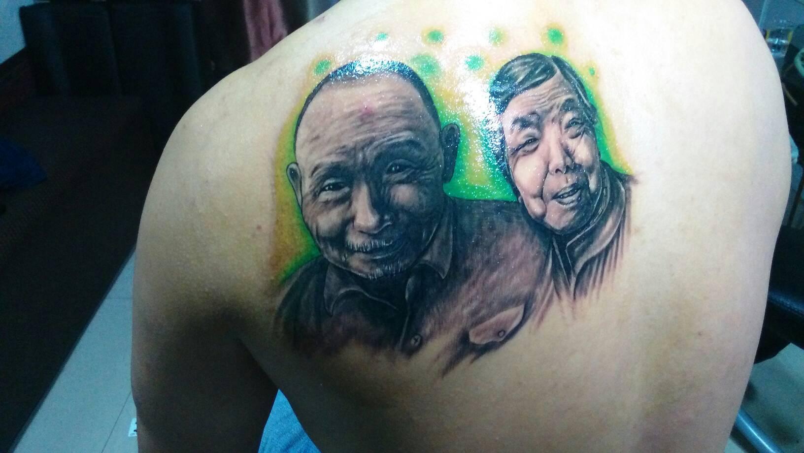 求推荐男生纹身图案图片