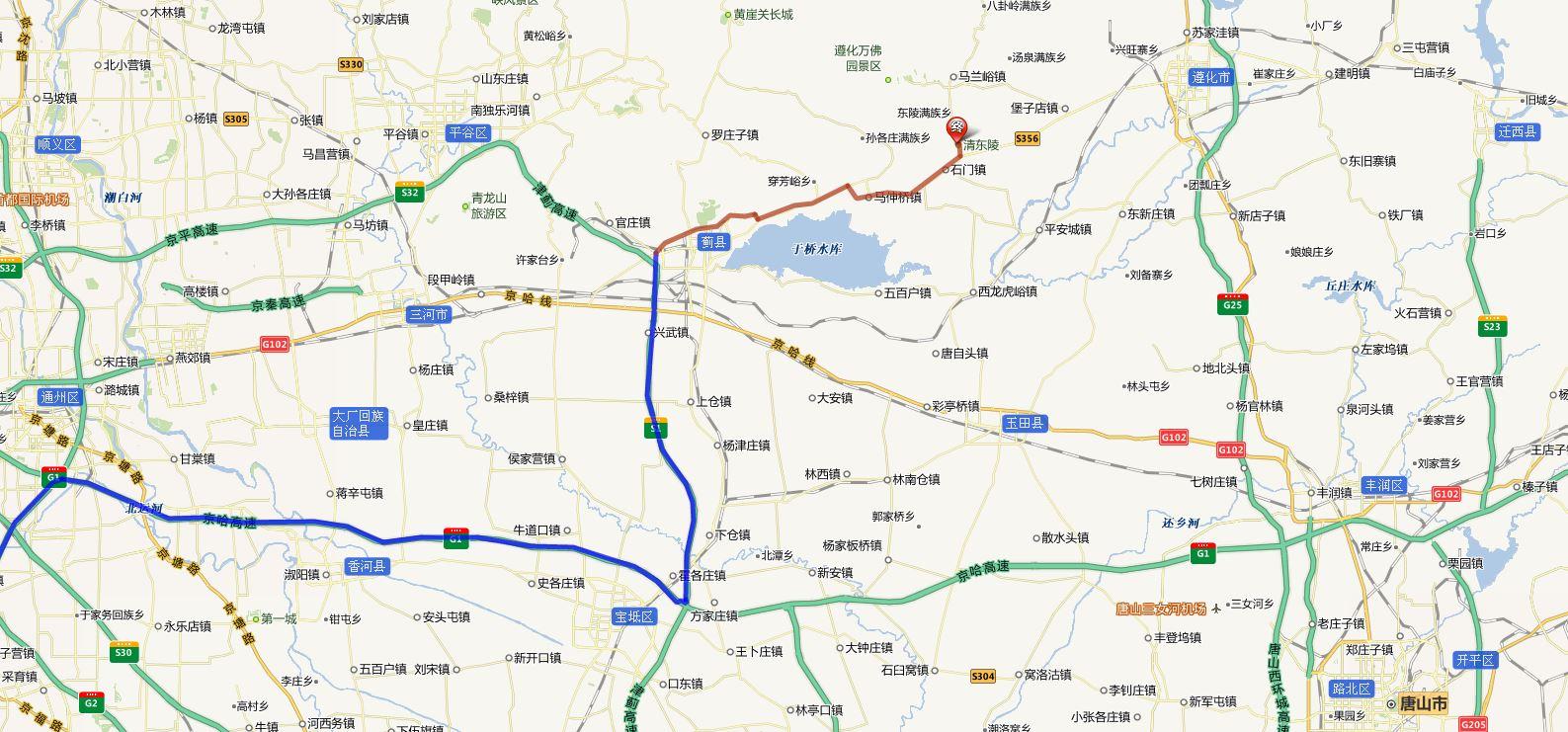 京石第二高速什么时候通车 急求 京石第二高速路线 具体何时动工图片