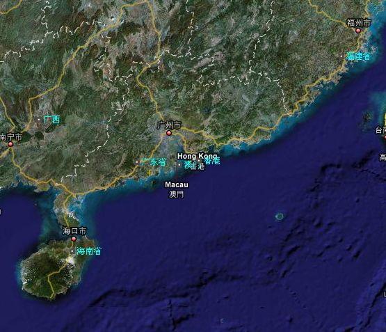 广东省的雷州半岛乘船到海南岛旅游需穿过的海一峡是什么海图片
