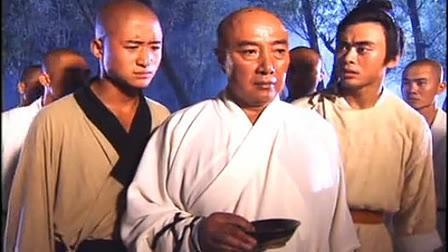 最后给大家推荐个电视剧,吴京主演的《新少林寺》,这是电影版《少林图片
